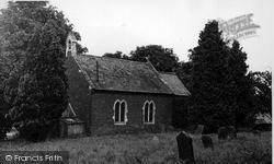 Ludford Magna, Gayton Chapel c.1955