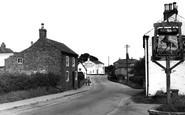 Ludford Magna, High Street c1955