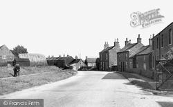 Ludford Magna, Main Street c.1955
