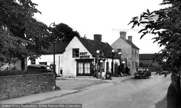 Photo of Ludford Magna, Post Office c.1955