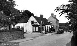 Ludford Magna, Post Office c.1955