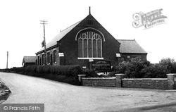 Ludford Magna, The Chapel c.1955