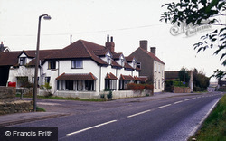 Ludford Magna, The Post Office c.1990, Ludford