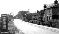 Ludford Magna, The Village c.1955
