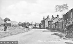 Ludford, Main Street c.1950