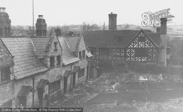 Photo of Ludford, Manor And Old Houses c.1955