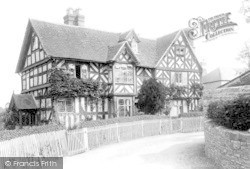 Old Bell Inn  1892, Ludford
