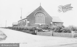 The Chapel c.1950, Ludford