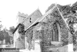 The Church 1892, Ludford