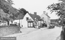 The Post Office c.1950, Ludford