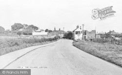 The Village c.1950, Ludford