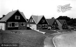 Ludgershall, Biddesden Lane c.1965