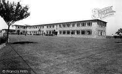 Ludgershall, Castle Girls School c.1965