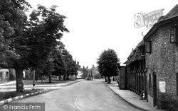 Ludgershall, Castle Street c.1955