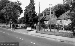 Ludgershall, Castle Street c.1965