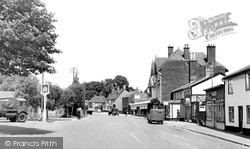 Ludgershall, High Street c.1950