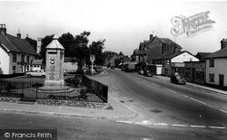 Ludgershall, High Street c.1965