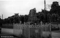 Ludgershall, Market Cross c.1965
