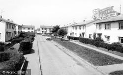 Ludgershall, Perham Crescent c.1965
