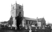 Ludgershall, St James' Church 1901