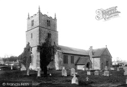 Ludgershall, St James' Church 1901