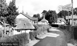Ludgershall, St James' Street c.1965