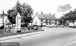 Ludgershall, The Crown c.1965