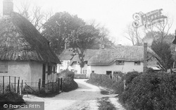 Ludgershall, The Village 1901