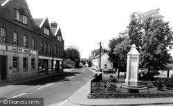 Ludgershall, Tidworth Road c.1965