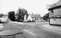 Ludgershall, War Memorial c.1965