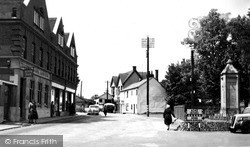 Ludgershall, Winchester Road c.1965
