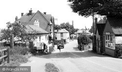 Ludgershall, Winchester Street c.1965