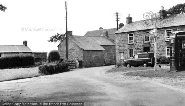 Ludgvan, Churchtown c1960
