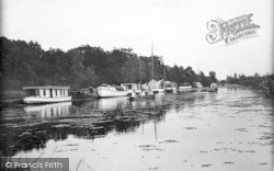 Eventide At Womack Water c.1930, Ludham