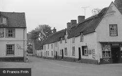 Thatched Cottages 1958, Ludham