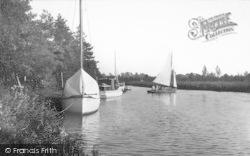 Womack Staithe 1934, Ludham