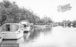 Womack Water 1957, Ludham