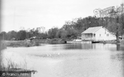 Womack Water And Bungalow c.1931, Ludham