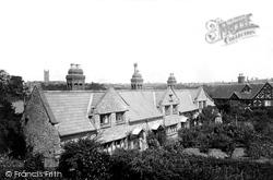 Almshouses 1892, Ludlow