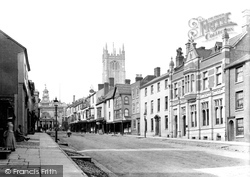 Broad Street 1892, Ludlow