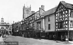 Broad Street 1923, Ludlow