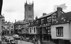Broad Street 1949, Ludlow