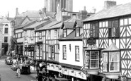 Ludlow, Broad Street c1960
