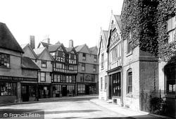 Bull Ring 1892, Ludlow