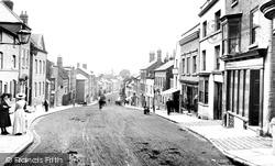 Corve Street 1910, Ludlow