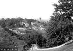 Dinham 1892, Ludlow