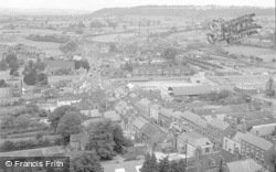 Ludlow, From The Church Tower 1949