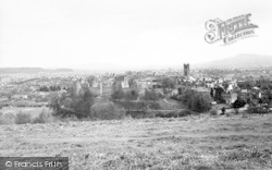 Ludlow, General View c.1965