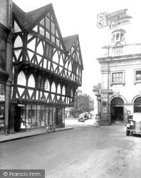 King Street 1936, Ludlow