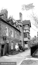 Ludlow, The Reader's House c.1965